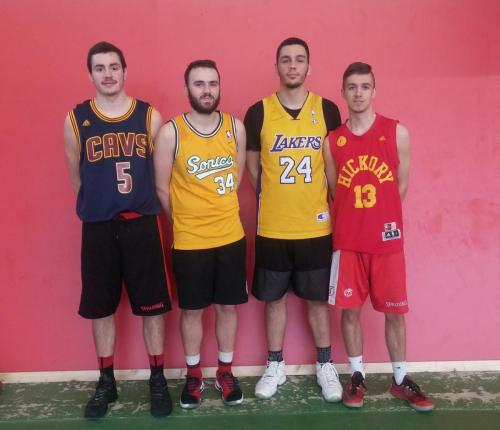 La Team Jaky 3.0 vainqueur du tournoi